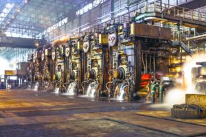 Steel and Metallurgy related industries